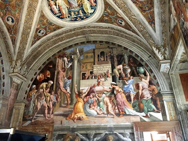 Musei-Vaticani-Stanze-di-Raffaello