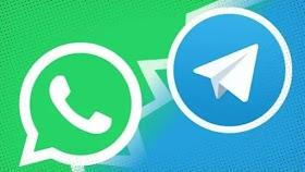 WhatsApp Bikin Aturan Seenaknya, Tagar Telegram Mencuat di Twitter