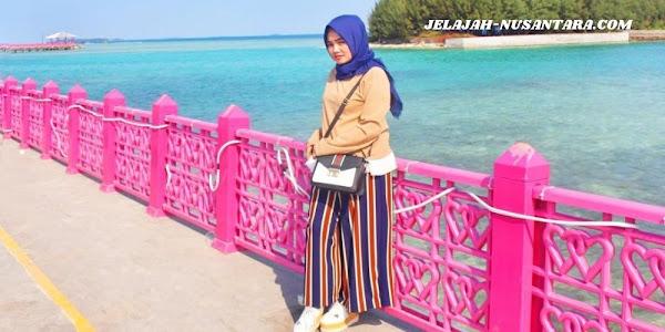 akomodasi wisata open trip pulau tidung