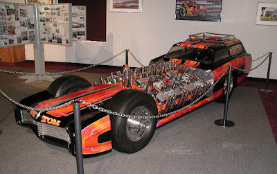 TV Tommy Ivo 4 Engine Buick Dragster