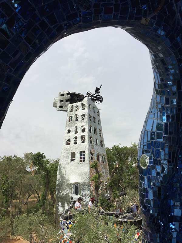 Arcani maggiori di Niki de Saint Phalle