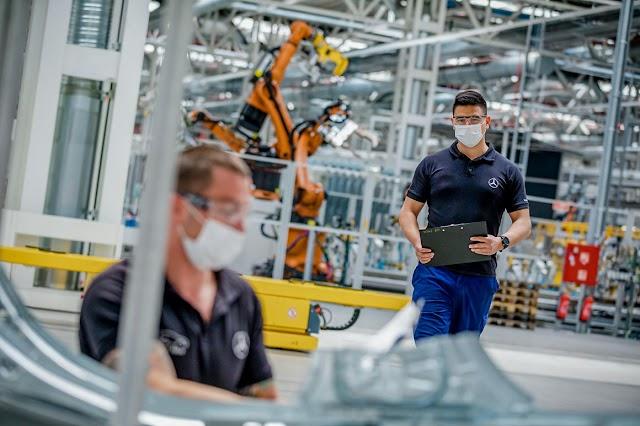 Rekordmértékben csökkent a német ipar termelése áprilisban