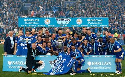 """""""Leicester Campeão: a Epopeia do Pequeno Gigante"""" por Tosta Neto"""