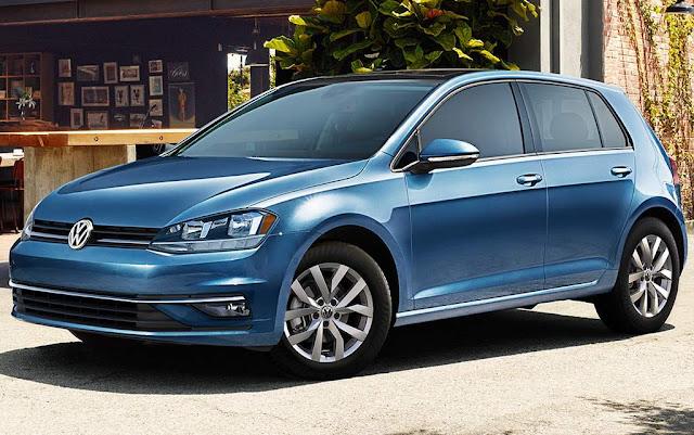VW Golf 2020 Value Editon