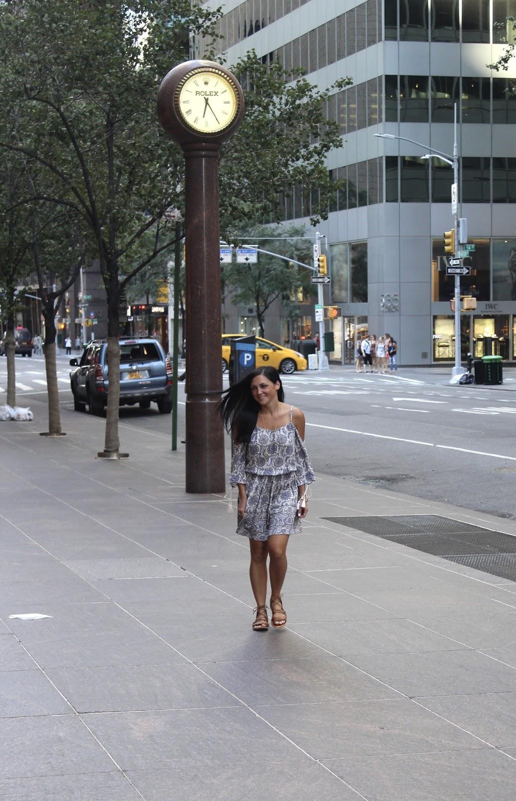 Rolex NYC, Fashion