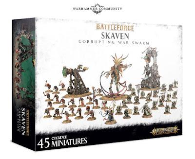 Battleforce Skaven