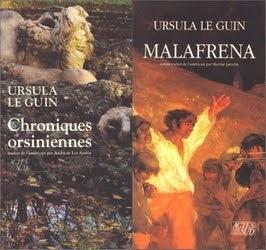 Chroniques orsiniennes & Malafrena - Couvertures