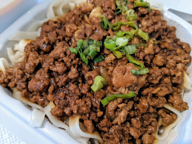 Tan Tan Noodle Soup with Minced Meat