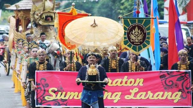 Raja Se-Indonesia Kumpul di Sumedang, Bahas Apa?
