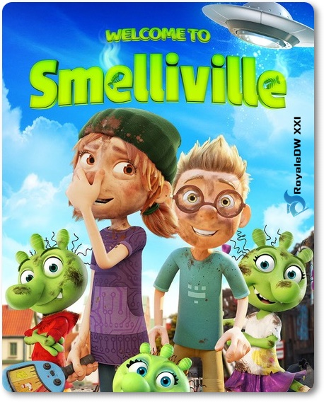 THE OGGLIES WELCOME TO SMELLIVILE (2021)
