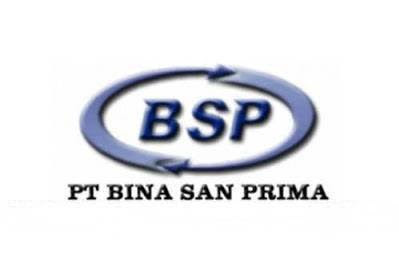 Lowongan Kerja PT. Bina San Prima Pekanbaru Juni 2019