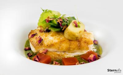 Peix del menú Sopars amb Estrelles