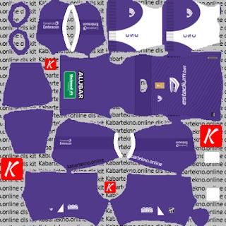 Ceara S.C 2020 GK Home Kit