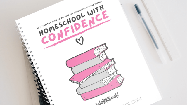 homeschool with confidence course workbook