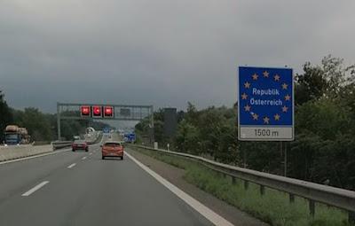 النمسا,تغلق,حدودها,مع,الجارتين,تشيك,وسلوفاكيا
