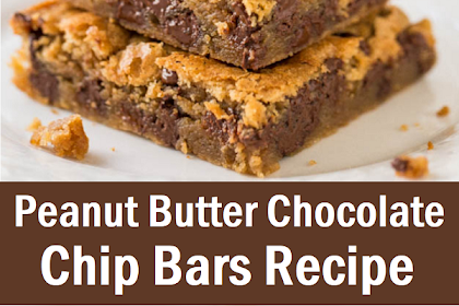 Peanut Butter Chocolate Chip Bars