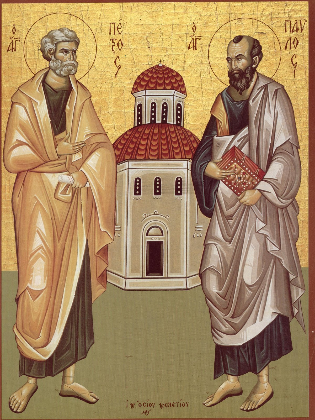 День Петра и Павла – жития апостолов, особенности службы, смысл ...