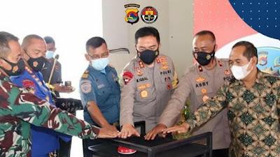 Polda NTB Launching Website dan Pelayanan Mediasi Terapung