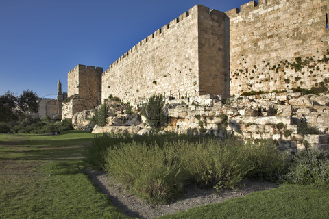 10 Amazing Walled Cities You Must Visit   Around the ...   Cities Surrounding Jerusalem