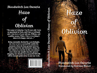 """Haze of Oblivion"", by Bloodwitch Luz Oscuria, translated by Andreea Mirică"