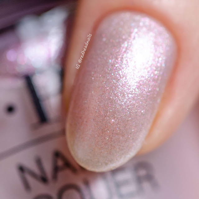 """""""Always Bare For You"""" collection by OPI - swatches and nail art"""