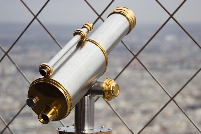 telescopes Night View Stars
