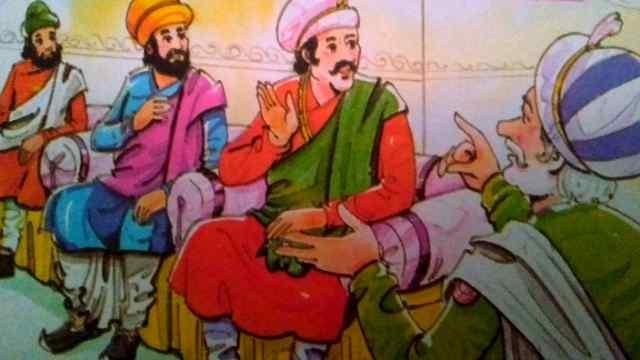 Interesting Akbar Birbal ki Kahani