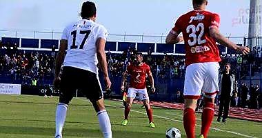 اهداف مباراة الاهلى والجونة 4-0 فى الدورى المصرى