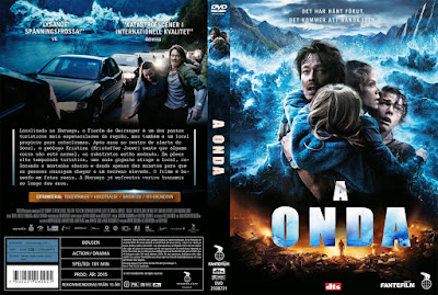 Filme A Onda (The Wave) DVD Capa
