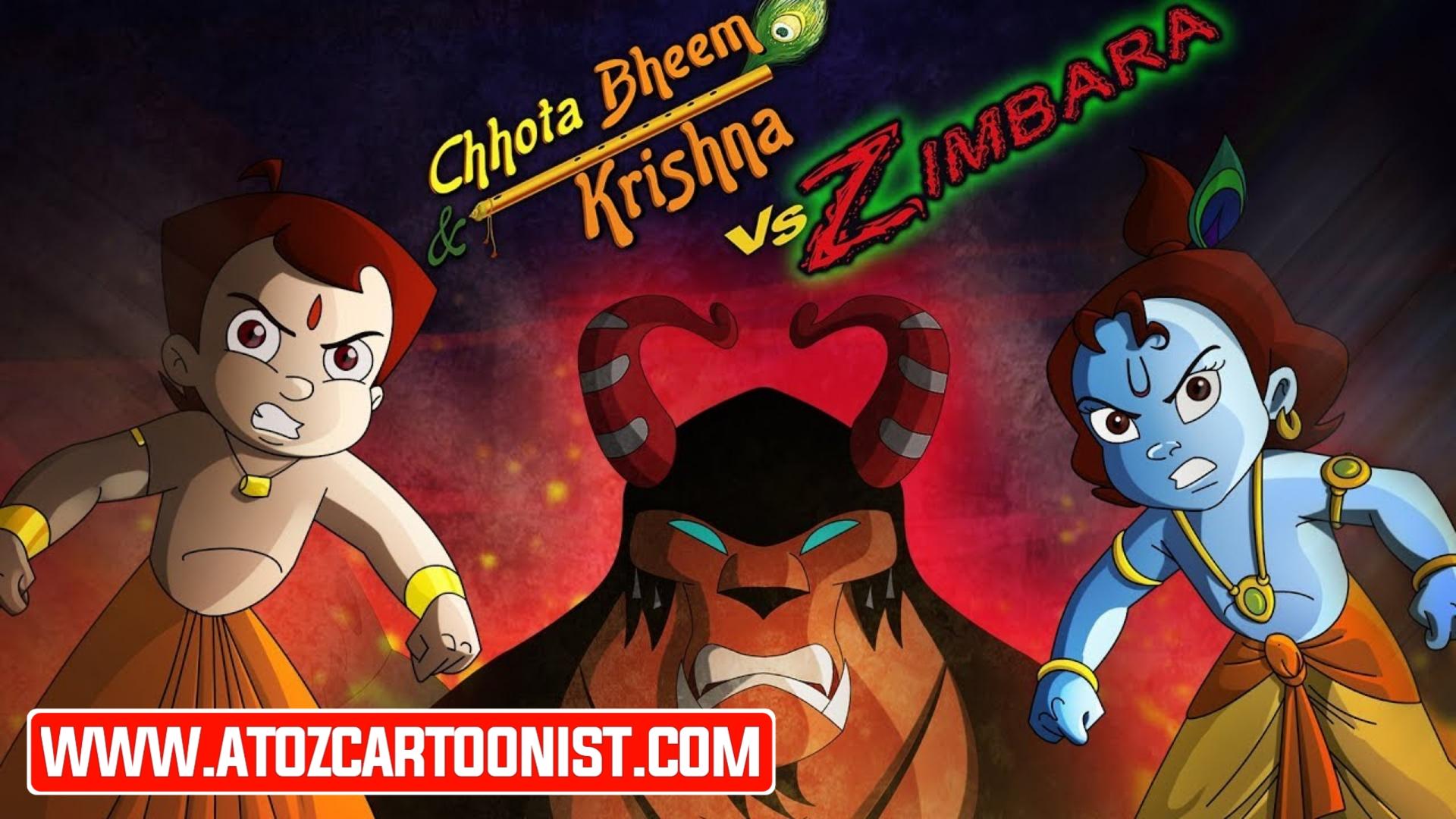 CHHOTA BHEEM AUR KRISHNA VS ZIMBARA FULL MOVIE IN HINDI & TAMIL DOWNLOAD (480P, 720P & 1080P)