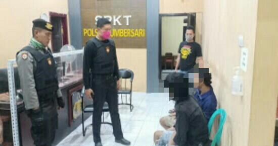 Pencegahan Penularan Covid -19  ,Patroli  Cafe Tim Alap -Alap Polres Jember