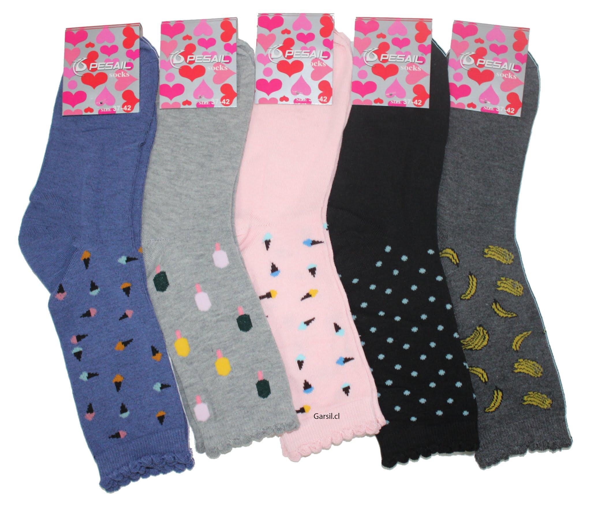 Calcetines de Vestir para Dama