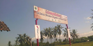 Wisata Organik Lombok Kulon