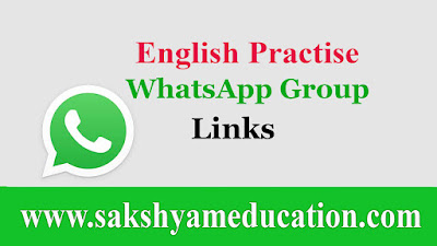 Join English Practise WhatsApp Group Links - 2021