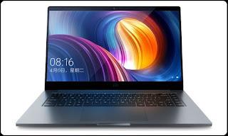 Spesifikasi Xiomi Mi Notebook Pro