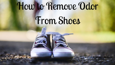 How to Remove Odor From Shoes