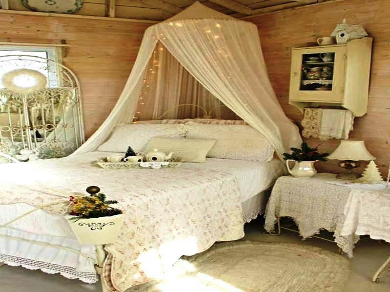 Cat Kamar Tidur Romantis Warna Coklat