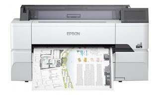 Epson SureColor SC-T3405N Driver Download, Review, Price