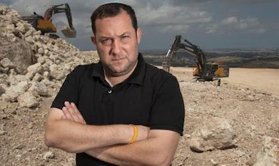 Netanyahu está vendendo a Judeia e Samaria por nada