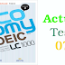Listening Actual Test 7 Economy TOEIC Volume 2