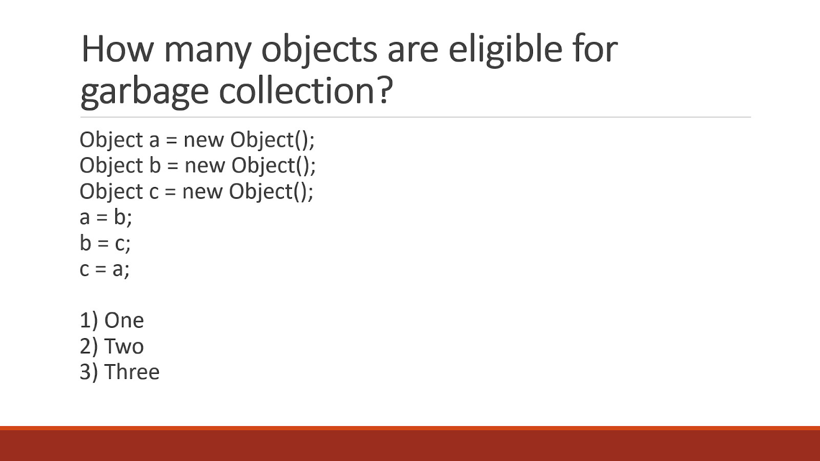Java20 Top 20 Garbage Collection and Java Performance Interview ...