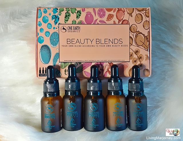 One Earth Organics Beauty Blend 5D Serum