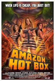 Amazon Hot Box (2018) Dual Audio Full Movie BRRip 720p