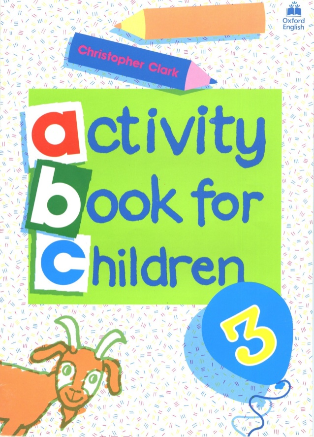 Activity Book For Children 3.