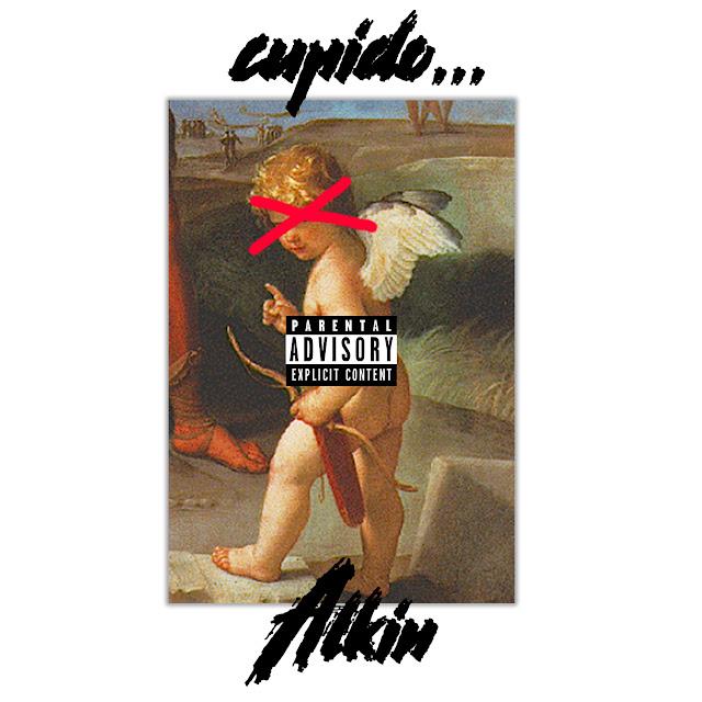 """Alkin lança o som """"cupido..."""""""
