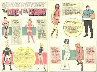 Legion of Super-Heroes XXX Century