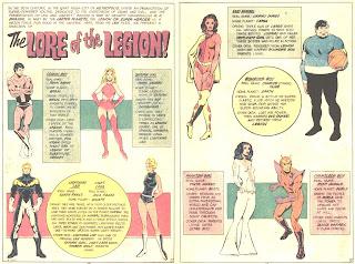 Legion of Super-Heroes XXX Century