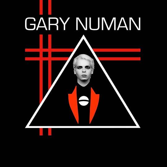 Gary Numan.