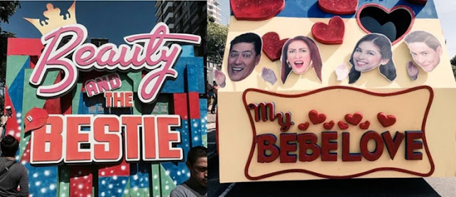 'My Bebe Love' in tight box-office race with 'Beauty and the Bestie'