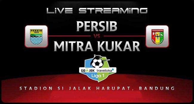 live streaming persib bandung vs mitra kukar 27 oktober 2017